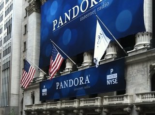 Pandora announces 200m registered users, showing no fear of Apple's upcoming iRadio