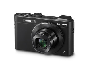Panasonic Lumix LF1: High-end compact with electronic viewfinder due July