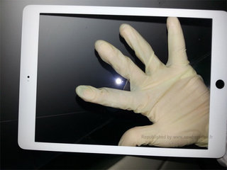 iPad 5 fascia pic leaked, looks like a larger iPad mini