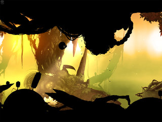 app of the day badland review iphone  image 1