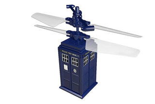 Doctor Who: Soon there'll be a TARDIS you can actually fly