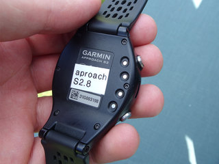 hands on garmin approach s2 review image 5