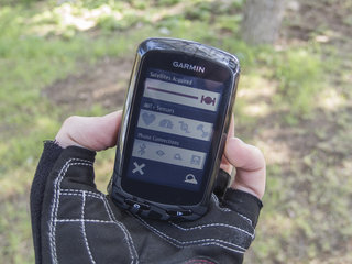 hands on garmin edge 810 review image 2
