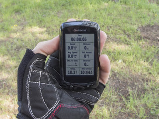 hands on garmin edge 810 review image 7