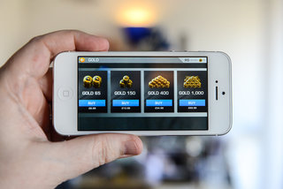 How do I turn off in-app purchases for iPhone, iPad and Android?