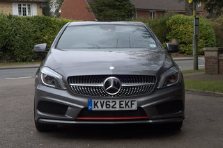 mercedes a class 250 blueefficiency engineered by amg pictures and hands on image 12
