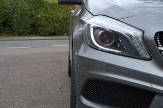mercedes a class 250 blueefficiency engineered by amg pictures and hands on image 13