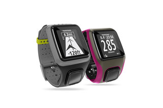 TomTom Runner and TomTom Multi-Sport GPS sports watches announced