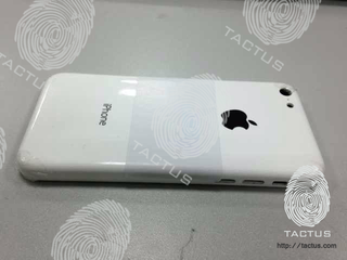 Budget iPhone's rear plastic shell allegedly leaks