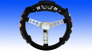Turn your steering wheel into a drum kit with Smack Attack's RITW