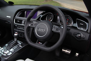audi rs5 cabriolet pictures and hands on image 17