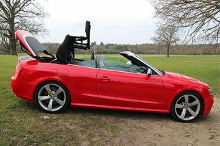 audi rs5 cabriolet pictures and hands on image 22