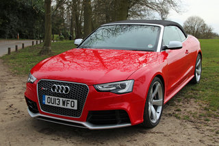 audi rs5 cabriolet pictures and hands on image 25