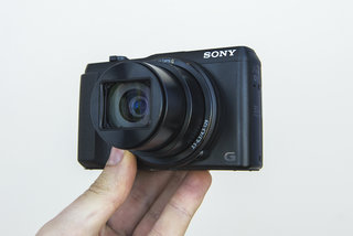Sony Cyber-shot HX50 pictures and hands-on
