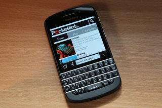BlackBerry Q10 exclusively available at Selfridges first, get it before general release