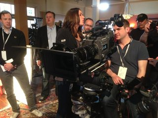 Sony F65 4K camera, hands-on with the camera used to shoot Oblivion and After Earth