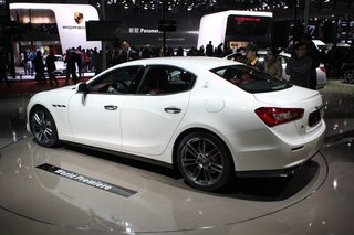 maserati ghibli pictures and hands on image 7