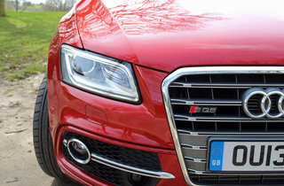 audi sq5 tdi pictures and hands on image 10
