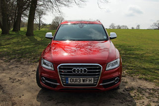 audi sq5 tdi pictures and hands on image 9