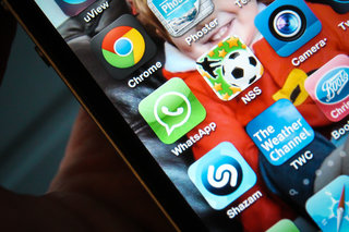 In-app chat overtakes SMS texting for first time