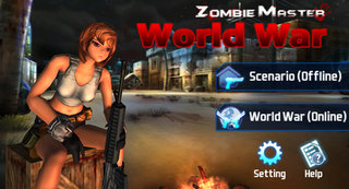 App of the day: Zombie Master World War review (iPhone)