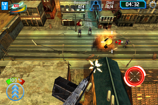 app of the day zombie master world war review iphone  image 4
