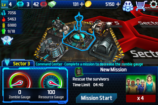 app of the day zombie master world war review iphone  image 6