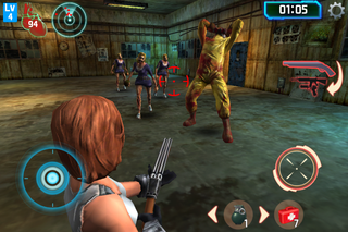 app of the day zombie master world war review iphone  image 7