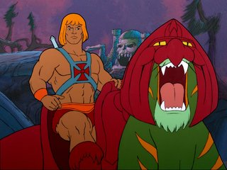 He-Man part of Lovefilm retro cartoon resurgence, 80s and 90s kids' shows booming