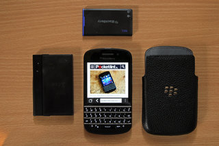 Best BlackBerry Q10 accessories