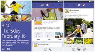Microsoft redesigns Facebook for Windows Phone in new beta