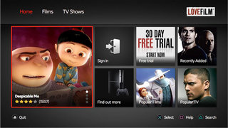 lovefilm 2 0 arrives on ps3 radical changes include redesign and improved search image 2