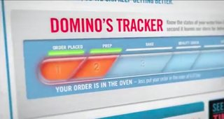 Domino's testing improved pizza tracking service, see your pizza being made