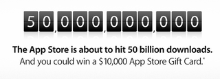 apple begins counting down to 50bn app downloads image 2