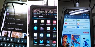 Upcoming Motorola handset leaks with Nexus-like design, pure Android