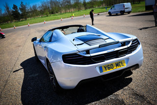 mclaren mp4 12c spider pictures and hands on image 2