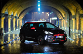 Citroen DS 3 DSport 155 Red