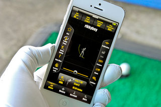 hands on golfsense iphone and android swing tracker review image 3