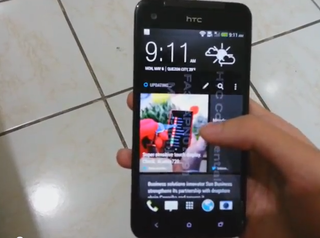 HTC Sense 5 for HTC Butterfly leaks, updates on the horizon? (video)