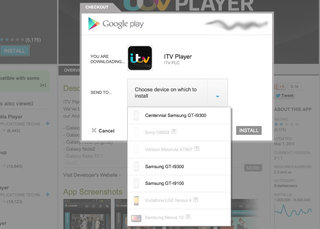 android itv player app now exclusive to samsung other devices miss out image 2