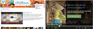 youtube launches paid channels subscriptions start at 0 99 per month image 2