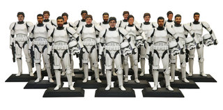 Now you can be a Stormtrooper, Disney offers to 3D print your face on Star Wars fave