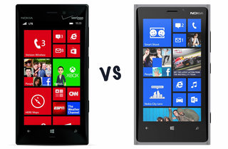 Nokia Lumia 928 vs 920: What's different?