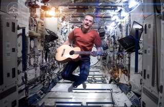 Space Oddity covered on International Space Station: Best music video ever?