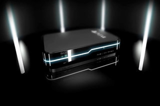 PS4 teaser hits the 'net, shows hardware, shame it's not the real deal