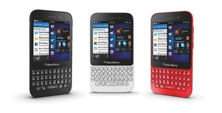 BlackBerry Q5 announced, Qwerty keyboard phone on a budget