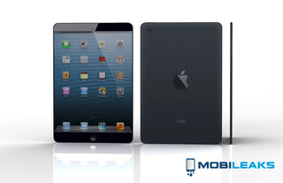 iPad mini 2 render turns up, with alleged specs in tow