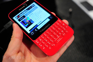 BlackBerry Q5 confirmed for sale in the UK