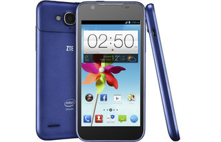 ZTE Grand X2 In: 4.5-inch Intel Android offers 24fps shooting