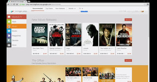 Google bringing the Google Play redesign to web browsers too